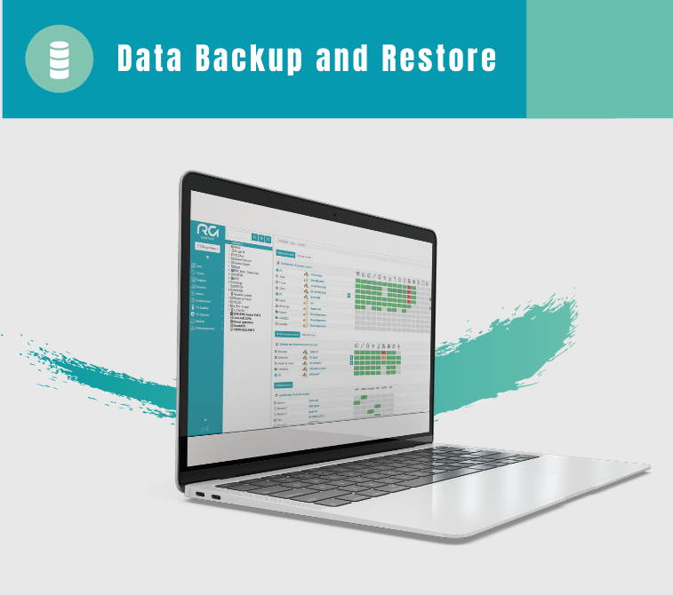 Data Backup and Restore